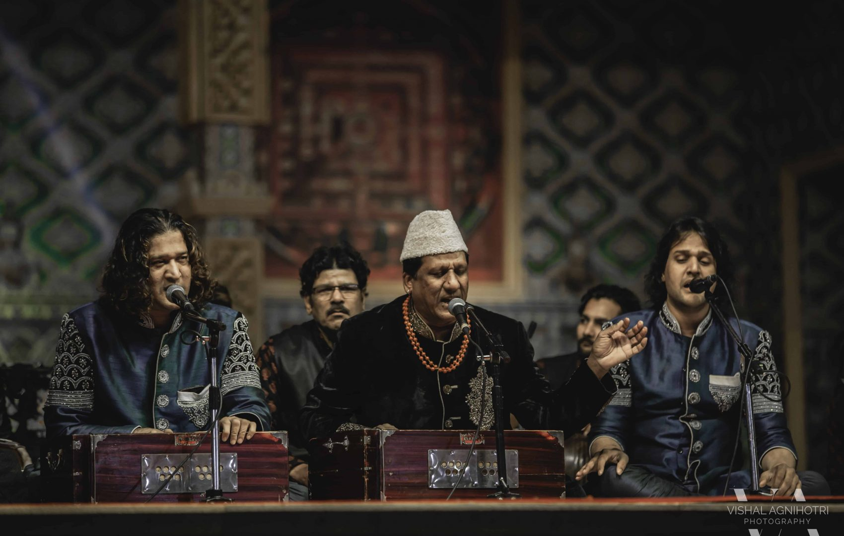 Nizami Bandhu | Indian Sufi Band, performed at a live show in Uttrakhand, India